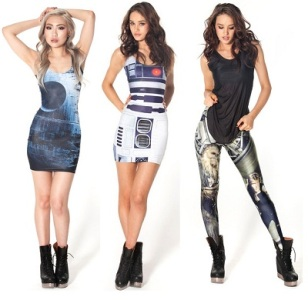 BlackMilkStarWars