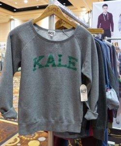 "Sub_Urban Riot's ""Kale"" sweatshirt"