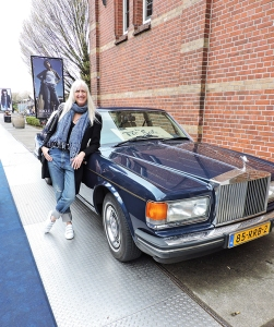 Mariett Hoitink, cofounder of the House of Denim and Jeans School