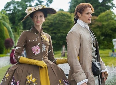 """In the second season of """"Outlander,"""" the characters are in 18th-century Paris"""