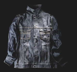 Saint's jacket made from Dyneema Denim