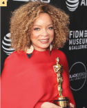 "4 Ruth Carter,Oscar winner for ""Black Panther,"" was the honoree at the scholarship celebration."